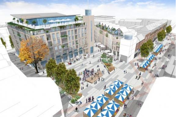 BOSCOMBE TO RECEIVE BUDGET REGENERATION FUNDS